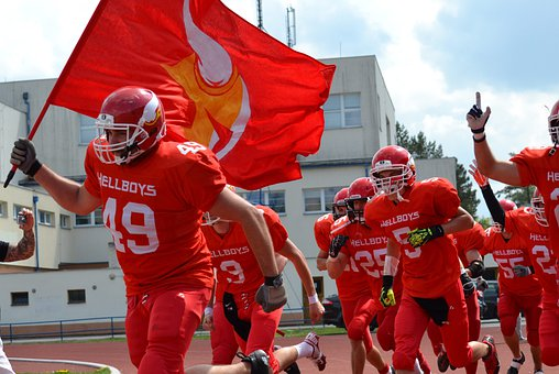 American Football, Team, Hellboys, Czech Budejovice