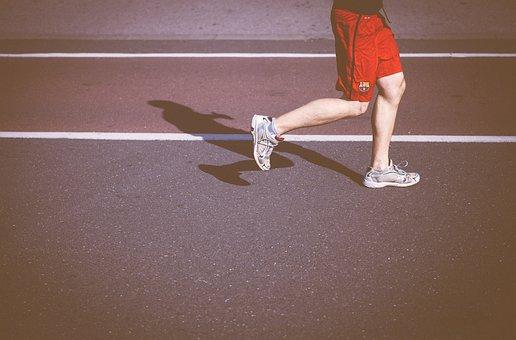 Action, Adult, Athlete, Athletes, Concrete Floor