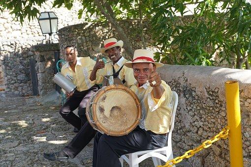 Musician, Caribbean, Village, Altos De Chavón Village