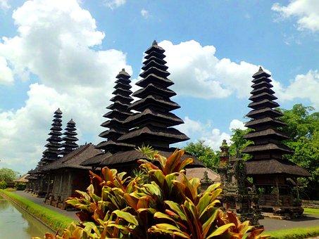Pura Taman Ayun, Bali, Indonesia, Culture, Uniqe, Art