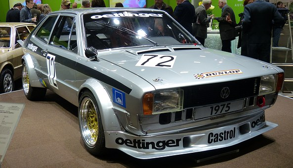 Fair, Exhibition, Vw, Oettinger, Scirocco, Oldtimer