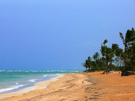 Beach, Sun, Holiday, Dominican, Republic, Alto, Suites