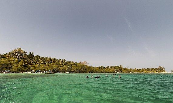 Havelock, Andaman, Island, Beach, India, Sea, Ocean