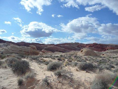 Desert, Sand, Sun, Travel, Dune, Summer, Outdoor, Hot