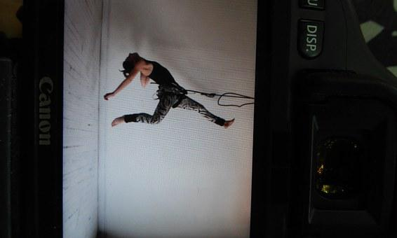 Vertical Dance, Air, Fly