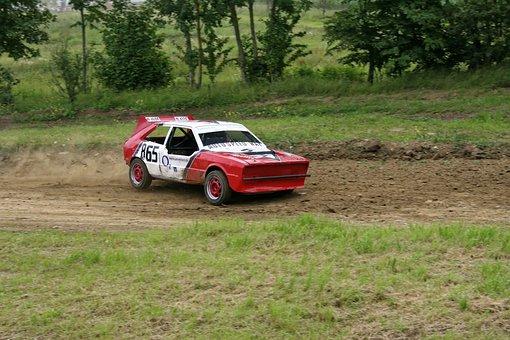 Autocross, Motorsport, Vw, Volkswagen, Scirocco, Auto