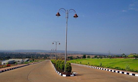 Landscape, Avenue, Suvarna Vidhana Soudha, Belgaum