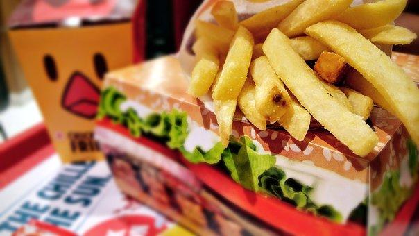 Burger, Burgers, Cheeseburger, Chicken, Deep Fried