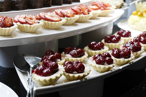Dessert, Confiserie, Buffet, Confectionery