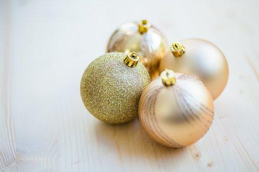 Blur, Christmas, Christmas Ornament, Close-up, Design