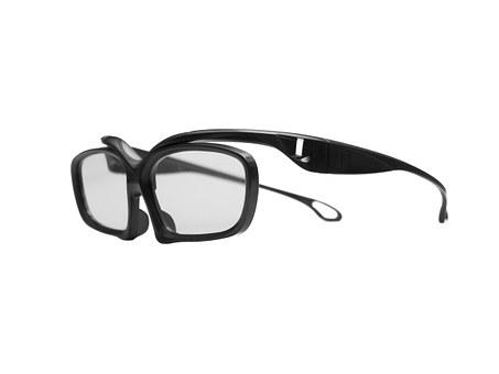 Glasses, Movie, Plastic, Solid, Polarization