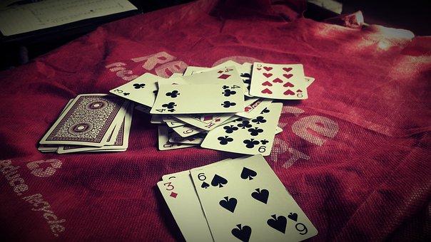 Card, Cards, Deck, Gamble, Gambling, Game, Indoors
