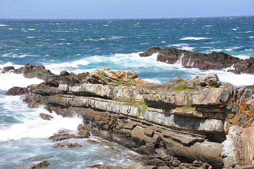 South Africa, Tsitsikamma, National Park, Sea, Coast