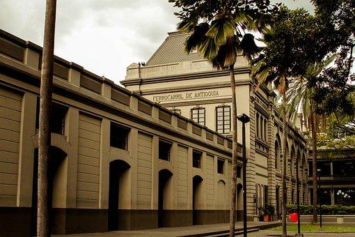 Architecture, Station, Metro Station, Railway Station