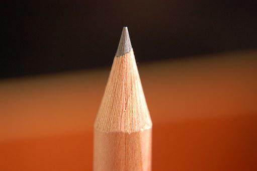 Pencil, Stationery, School, Office, Drawing, Supplies