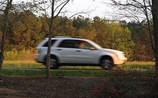 Car, Speed, Driving, Speeding, Automobile, Travel