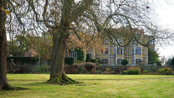 Manor, House, Building, Old, Architecture, Mansion
