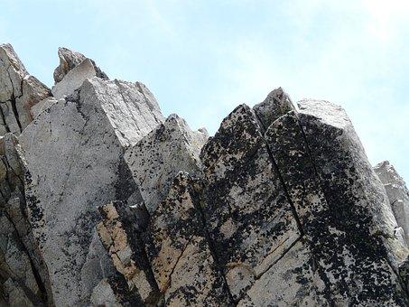 Rock, Stone, Bridge Of Mohammed, Pico Aneto