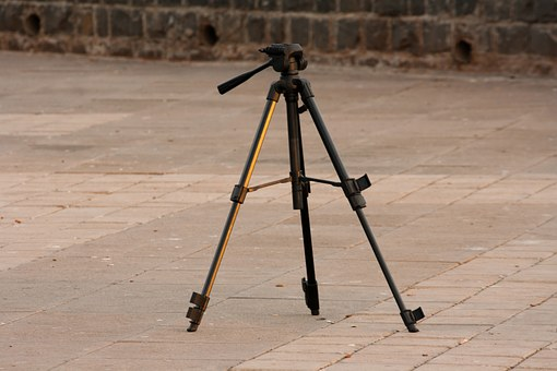 Tripod, Camera, Stand, Photography, Equipment