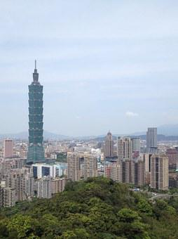 Taiwan, Taipei 101, Xiangshan, Taipei