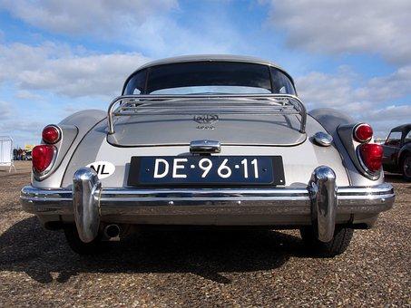 Mg, Coupe, Car, Vehicle, Automobile, Transportation