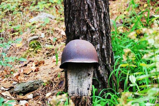 Helmet, Soldier, War, Republic Of Korea