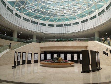 Zhongshan University, East School, Library