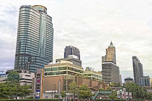 Central World Plaza, Bangkok, Thailand, City, Buildings