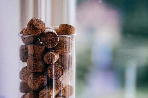 Blur, Close-up, Container, Cork, Cork Lid, Focus, Glass
