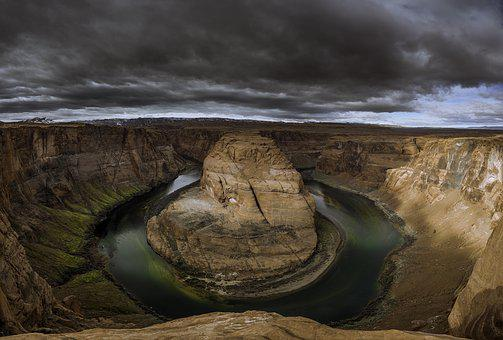 Bad Weather, Cliffs, Clouds, Daylight, Geology