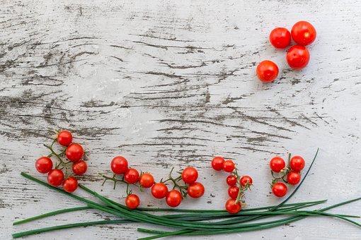 Tomatoes, Bunch, Food, Garden, Grow, Healthy, Nutrition