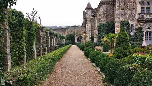 Abbey, France, Heritage, Worth Of Cernay
