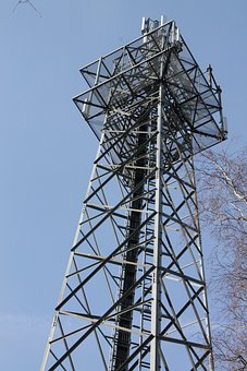 Radio Tower, Handy Funkturm, Send System, Radio