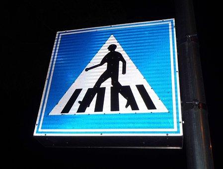 Traffic Signal, Pedestrians, Transit