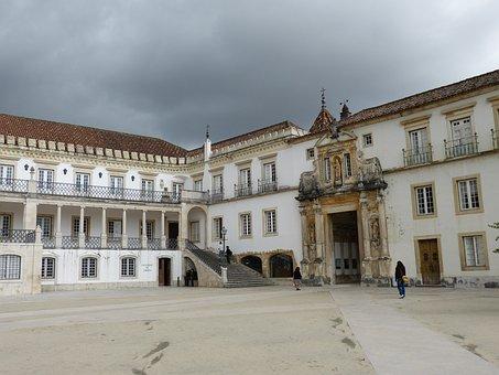 University, Coimbra, Portugal, Unesco