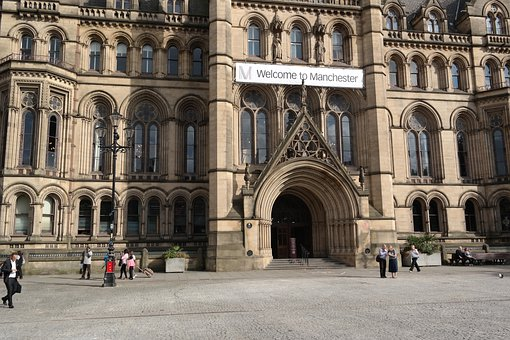 Manchester, Albert Square, Manchester City Council