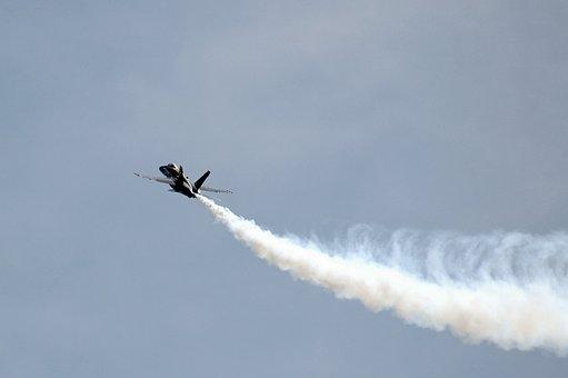 Blue Angels, Aviation, Aerial, Air Show, Blue, Flight