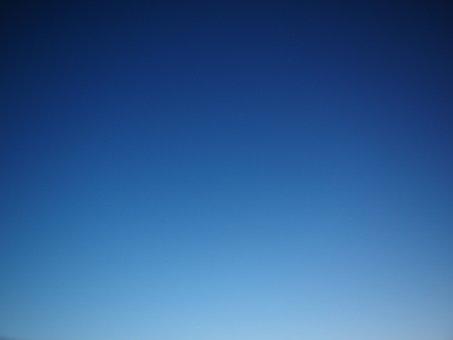 Sky, Evening Sky, Night Sky, Blue, Blautöne, Dark Blue