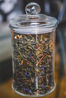 Green Tea, Dried, Tea, Green, Herb, Herbal, Chinese