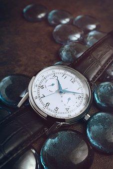 Watch, Jewelry, Luxury, Time, Fashion, Clock, Silver