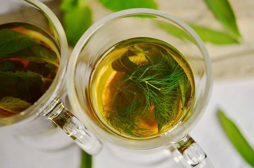 Herbal Tea, Herbs, Tee, Fennel, Mint, Sage, Aroma