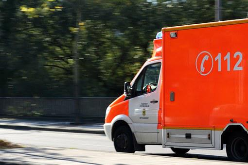 Ambulance, Fire, 112, Racing Car, Emergency, First Aid