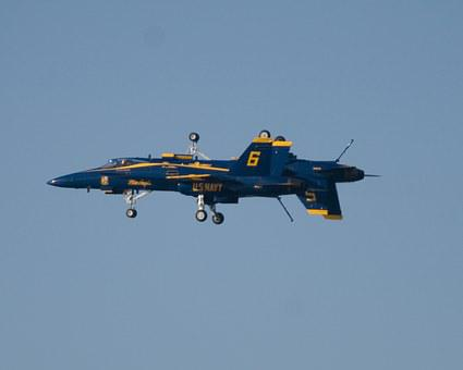 Fa-18, Plane, Fighter, Jet, Hornet, Aircraft, Military