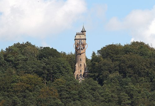 Kaiser Wilhelm Turm, Mirror Pleasure Tower