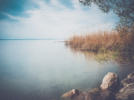 Lake, Nature, Landscape, Water, Waters, Mountain, Trees