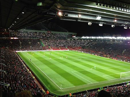 Football, Old Trafford, Manchester United, Ground