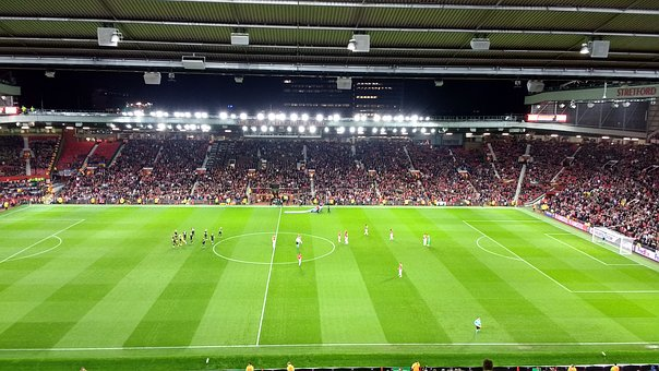 Old Trafford, Football, Stadium, Manchester United