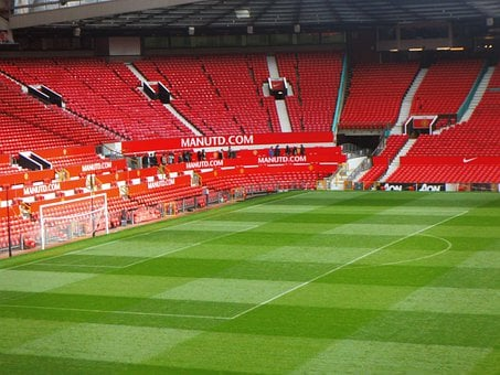 Stadium, Old Trafford, Manchester United, Football