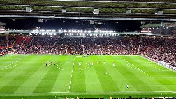 Old Trafford, Football, Stadium, Manchester United