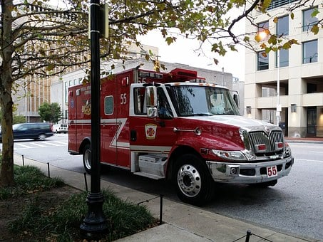 Bfd, Baltimore, Fire, Ambulance, Medical, Emergency